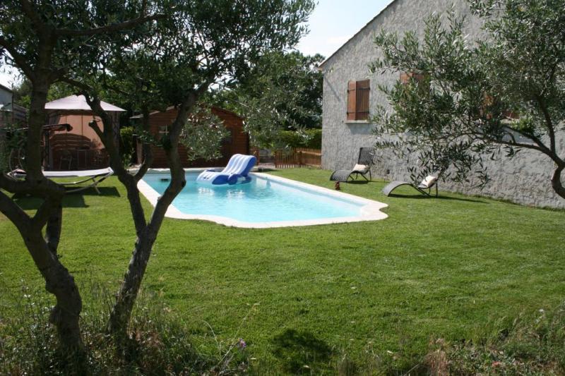 Villa avec piscine home for exchange for Piscine vinon sur verdon