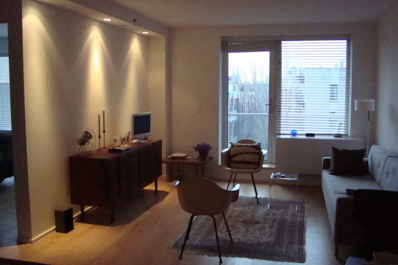 One Bedroom Apartment In Brand New Condominium In Home For Exchange