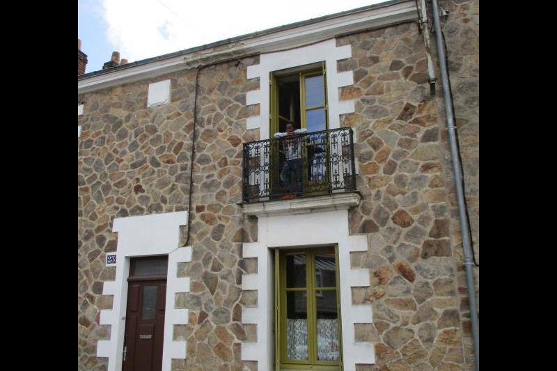 Maison De Ville Avec Petit Jardin Plein Sud Home For Exchange