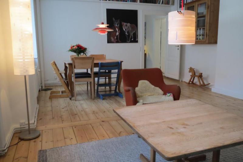 Large Children Friendly Apartment In Copenhagen
