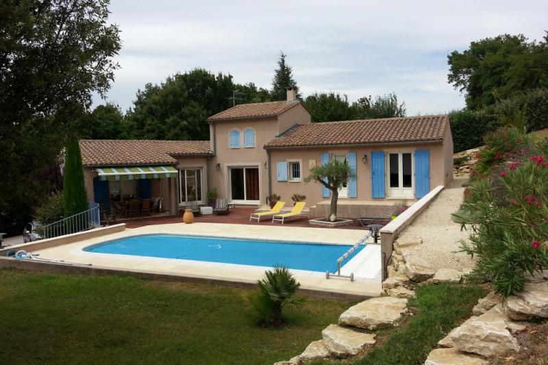 Villa au calme avec piscine en drome provencale home for - Vacances drome provencale avec piscine ...