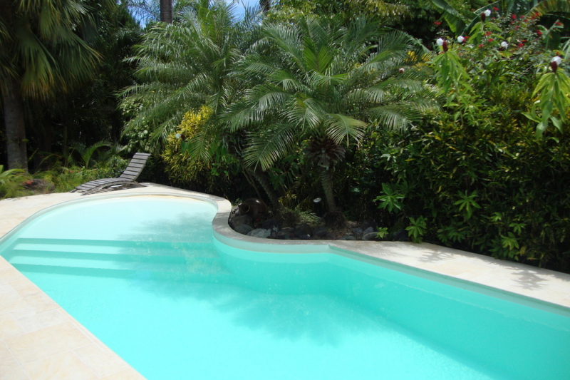 Maison Creole Dans Jardin Tropical A 200m De La Home For Exchange
