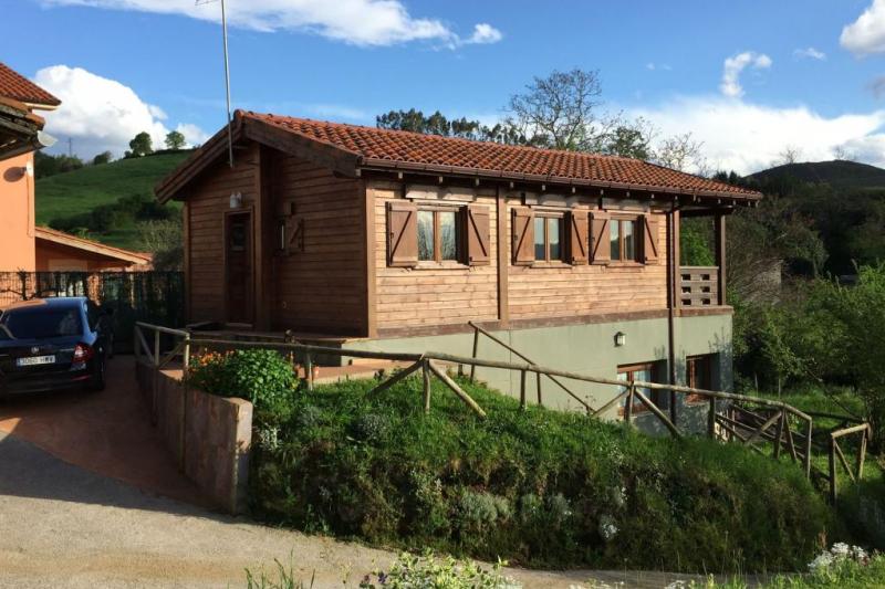 Casa Madera En La Montana De Asturias 20 Minutos Home For Exchange