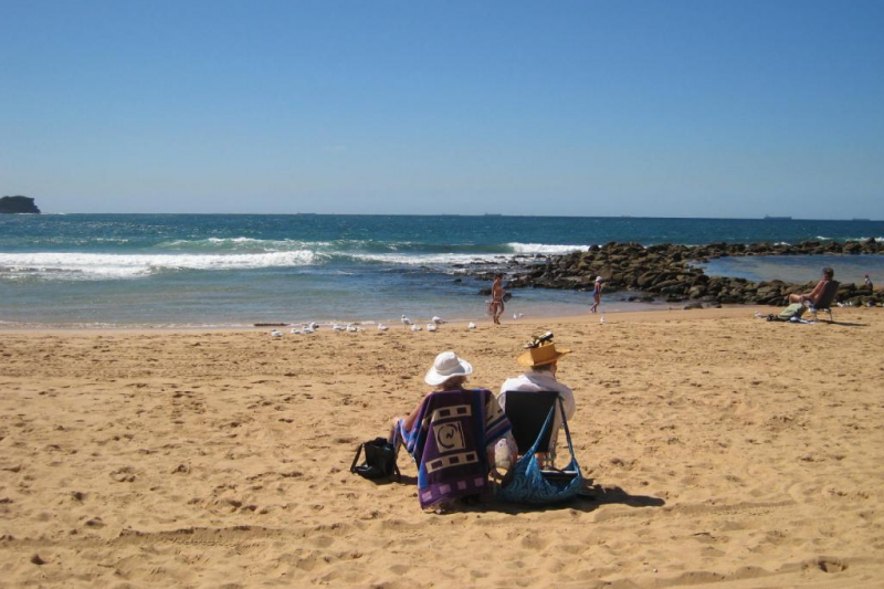 Avoca Beach, Popular area 2 hrs North of Sydney  | Home for