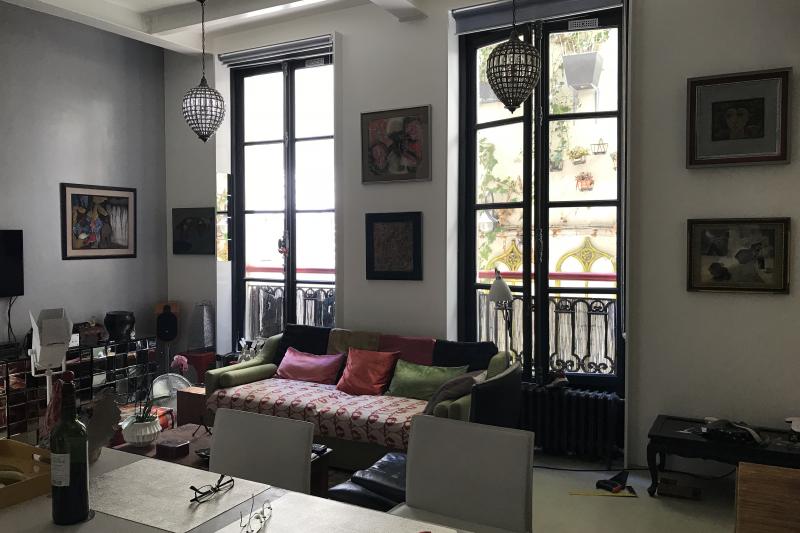 Le Marais Stylish Atelier Loft